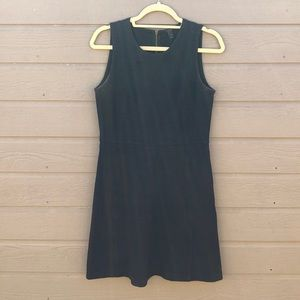 JCREW Black Fit and Flare Dress